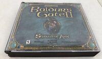 Baldur's Gate II: Shadows of Amn (PC, 2000)  PC Role Play Computer Game Complete
