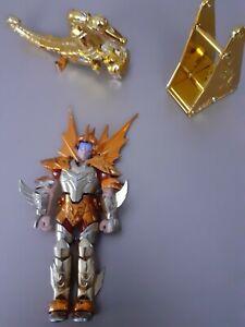 Saint seiya Cavalieri Zodiaco Dragone Del Mare original complete action figurine