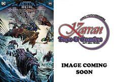 Dc Comics Justice League #55 Death Metal Tie-In Main+Variant Nm 10/20 Pre-Sale