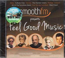 SMOOTH FM Feel Good Music 2CD KC Sunshine Band/Billy Joel/Abba/Culture Club