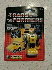 Transformers G1 Reissue Bumblebee MOSC Wal-Mart Exclusive Brand New In Hand