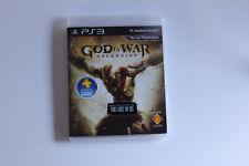 Playstation 3 PS 3 Spiel God of War Ascension