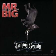 MR. BIG - DEFYING GRAVITY [DELUXE COLLECTOR'S EDITION BOX SET] * NEW CD