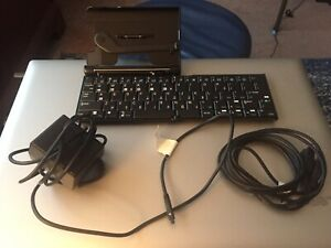 Palm Pilot Accessories Keyboard Adapter Sync Cord