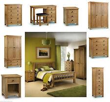 Oak Bedframe Bedroom Furniture Sets