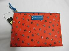 NEW Mac by Marc Jacobs Multicolor Floral Colorful e-Reader Sleeve/Makeup Bag