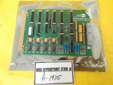 Fusion Semiconductor 249181 Dual Cassette Handler Pcb Card Rev. E Used Working