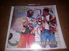 D.J. Jazzy Jeff & The Fresh Prince 'Homebase' CD w/ Booklet & Slim Case