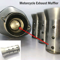 "1PC 51mm 2"" Motorcycle Exhaust Can Muffler Insert Baffle DB Killer Silencer"