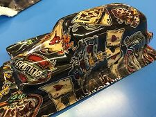 #11 Hydro Dipped Straightlines SL-66X Chevy Handyman Panel Van 1/24 Drag body
