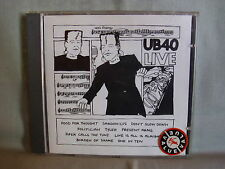 UB 40- LIVE- VIRGIN 1983- Made in Holland