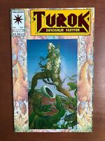 Turok, Dinosaur Hunter #1 (1993) 9.4 NM Valiant Red Foil Key Issue High Grade