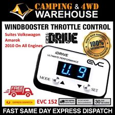 iDrive VOLKSWAGEN AMAROK 2010-Onwards WindBooster Throttle Control EVC152