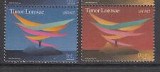 East Timor - Mail Yvert 1/2 MNH