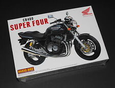 Aoshima Models 1/12 Honda CB400SF (Black)