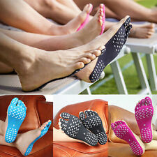Foot Sticker Shoes Stick on Soles Sticky Pads for Feet Pad Protection (2 Pairs )