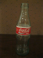 COCA COLA COKE BOTTLE WITH ITALIAN WRITING 20CL (LOT2)