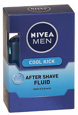 Nivea Men Cool Kick After Shave Fluid Kühl+Erfrischt 1x100 ml