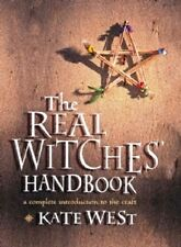 The Real Witches Handbook by Kate West  NEW