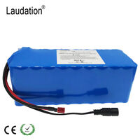 Laudation 36V 8ah 10ah 12ah battery for 36V electric bicycle 350W 500W motor