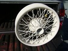 Vintage Teal Bugatti Kitcar Kit Car -  TUDOR WHEELS  CLASSIC WHEEL REFURBISHMENT
