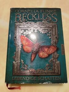 Reckless 02 - Lebendige Schatten von Cornelia Funke (2012, Gebundene Ausgabe)