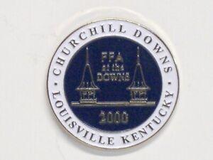 """2000 - Churchill Downs """"Future Farmers of America"""" Lapel Pin in MINT Condition"""