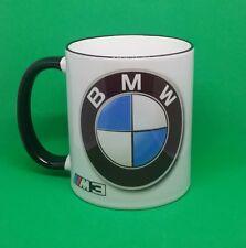 BMW m3 car mug new black mechanic motor rallying work gift birthday boyfriend...