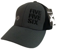 FIVE FIVE SIX AR-15 Fitted Flex Fit S/M Pistol Hat Cap American 5.56 2.23 Gun