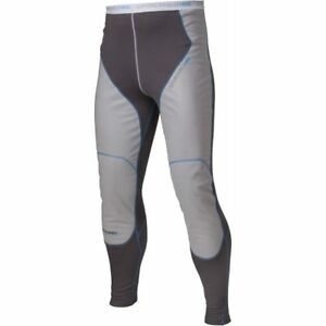 Forcefield Tornado Advance Motorcycle Motorbike Base Layer Thermal Trousers Grey