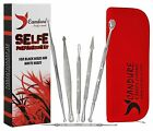 Blackhead Remover Kit Comedone Pimple Acne Blemish Spots Extractor Removal Tool