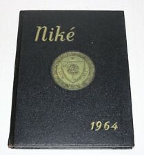 Wheaton College Norton Massachusetts Nike1964 Yearbook Annual