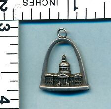 VINTAGE LGB STERLING SILVER - ST. LOUIS ARCH CITY CHARM
