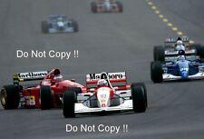 Martin López McLaren MP4/9 europeo Grand Prix 1994 fotografía