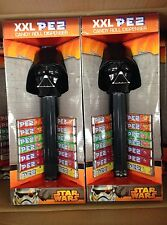 PEZ XXL Candy Roll Dispenser STAR WARS DARTH VADER Official Disney EXTRA LARGE
