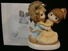 c Precious Moments-Disney-Beauty & The Beast-You Are My Fairy Tale Come True