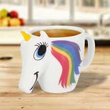 Unicorn Mug Original Color Changing 3D Heat Sensitive Magic Coffee Tea Mug