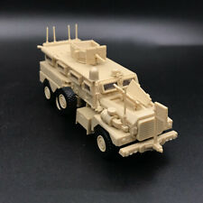 1/72 SIMULATION 6X6 PUMA MILITARY TRUCK MODEL 3D PUZZLE BUILDING TOY DECOR GIFT