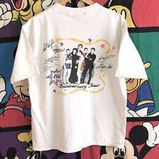 Vtg '96 10th anniversary Stars on Ice Tour Promo T-shirt Large
