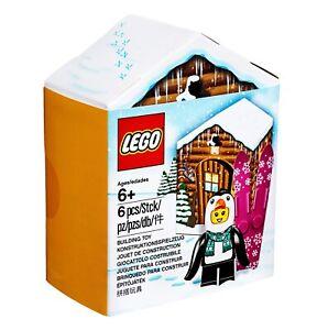 LEGO Exclusive 5005251 - La hutte du pingouin (Penguin Winter Hut)