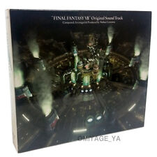 Final Fantasy VII FF 7 Original Soundtrack 4 Discs set Japan