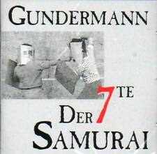 GUNDERMANN & SEILSCHAFT Der 7te Samurai CD 1993 Gerhard Gundermann * NEU