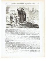 1825 Saint Jean-François Regis Fontcouverte Lalouvesc San Giovanni Francesco
