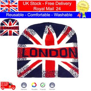 Union Jack beanie hat British flag winter hat London souvenirs