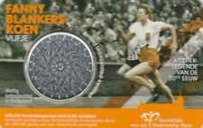 Nederland 5 Euro BU Coincard - Fanny Blankers-Koen (EK002)