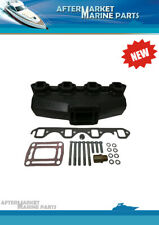 Exhaust Manifold for Volvo & OMC 5.0, 5.8L Ford based engines, repalces# 3852347