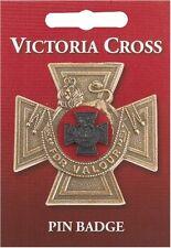 Victoria Cross British War Medal Pin Badge