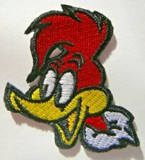 "Woody Woodpecker ""Walter Lantz"" Smaller Embroidered Patch -new"