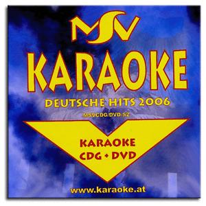 Karaoke DVD CDG CD+G - Deutsche Rock Pop und Chart Hits Vol.1 - Neuware