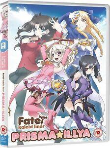 Fate Kaleid Liner Prisma Illya [DVD][Region 2]